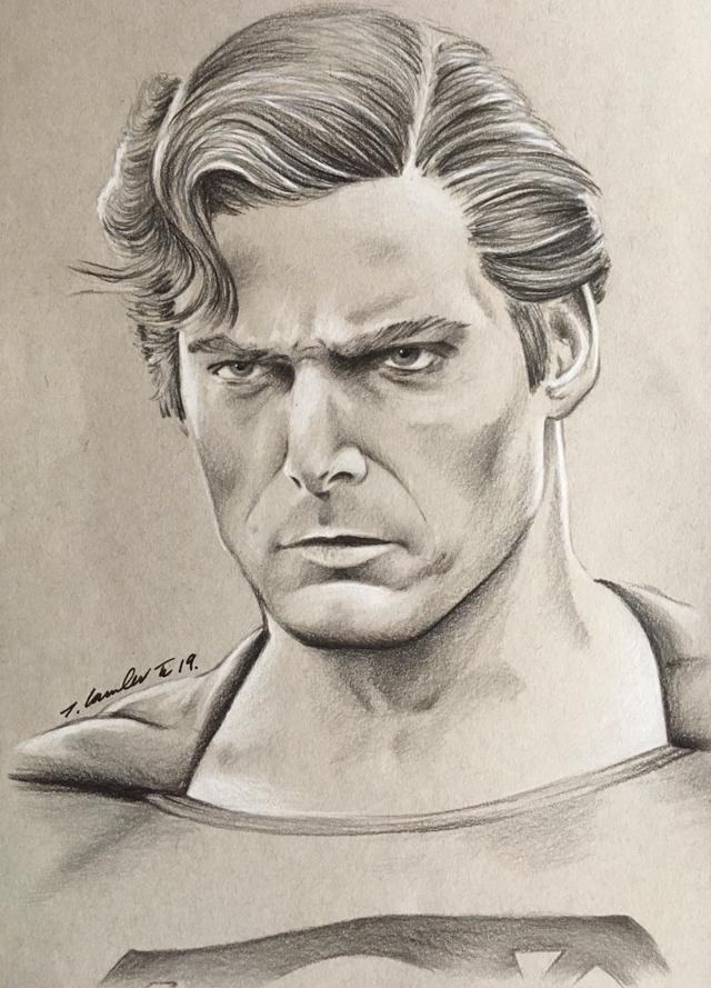 Christopher Reeve por TraceyLawler